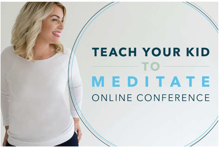 Heather Chauvin- Teach Your Kids to Meditate