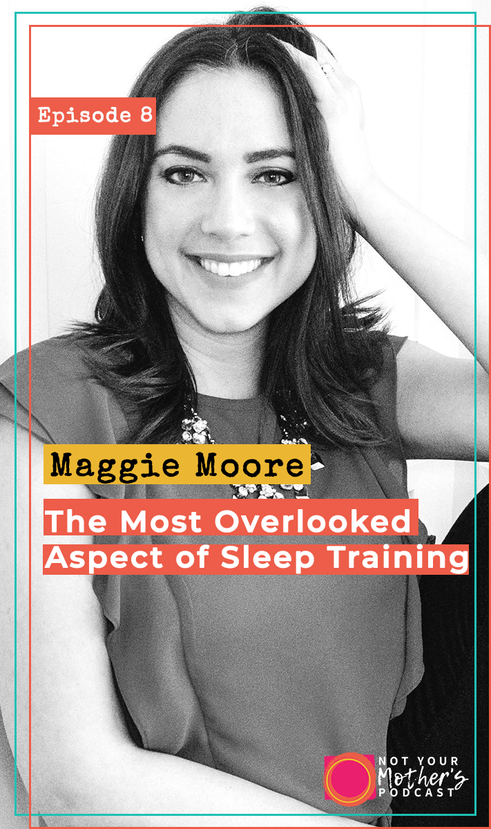 The Most Overlooked Aspect of Sleep with Maggie Moore- PIN