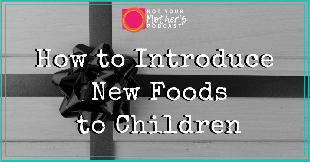 Introducing Allergenic Foods to Kids with Michelle Yasharpour Freebie
