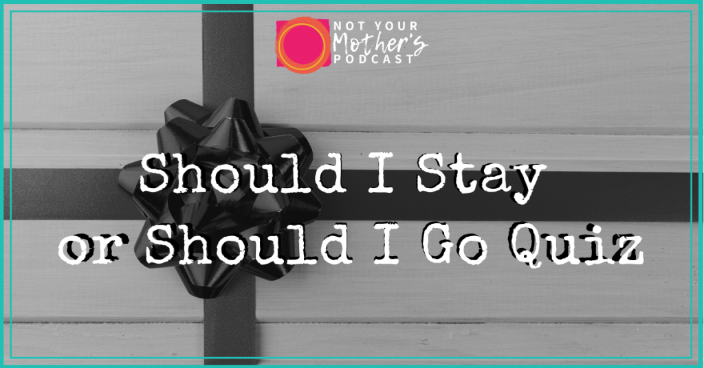 How to Know When to Call it Quits on Your Marriage with Kate Anthony GIFT