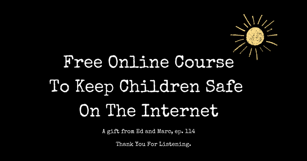 How to Increase Safety For Your Child When Using Social Media with Ed Peisner and Marc Berkman Gift